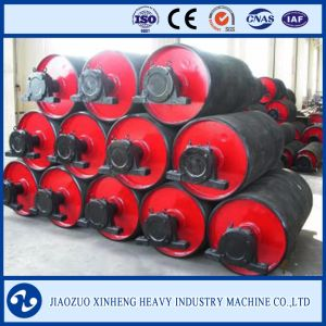 Strong Pulley with Rubber Casting pictures & photos