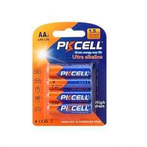 AA Alkaline Dry Battery 1.5V