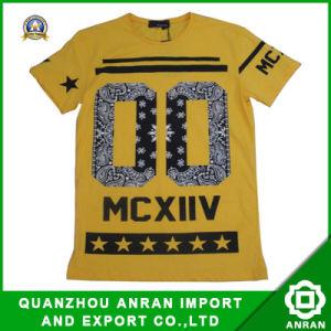Fashion Men′s Printing T-Shirt (DSC00552)