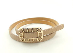 PU Lady Fashion Belt (STICHING EDGE) Ky5302 pictures & photos