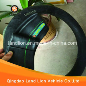 High Quality Natural Rubber Inner Tube2.75-17, 4.00-8, 3.50-10 pictures & photos