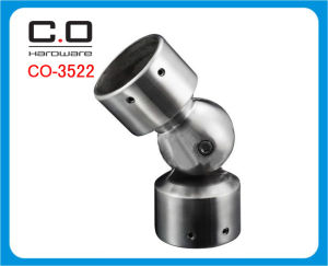 Adjustable Round Tube Connector/Elbow (CO-3522) pictures & photos