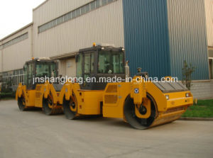 14 Ton Double Drum Vibrating Road Roller pictures & photos