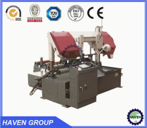 Band Sawing Machine (Metal Band Saw H-350HA) pictures & photos