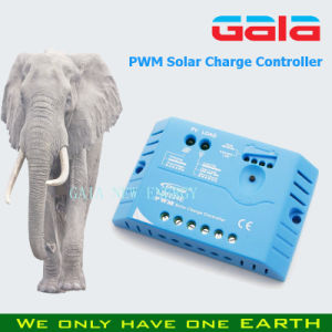 10A 12V 24V PWM Solar Charge Controller (LS-1024E)