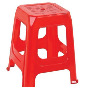 Ffamily Chair Furniture Stackable Plastic Stool