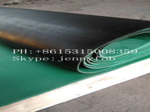 Anti-Slip Rubber Floor Mat, Color Industrial Rubber Sheet pictures & photos