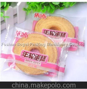 Plum Cake Pack Machine High Speed Automatic Pillow Packing Machine pictures & photos
