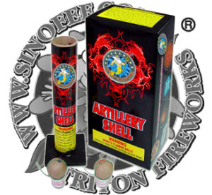 Super Artillery Shells Fireworks pictures & photos
