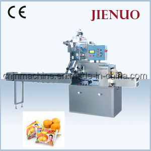 Automatic Pillow Small Pouch Bread Packing Machine pictures & photos