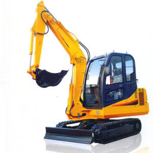 High Efficiency 1.6 Ton 0.04 M3 Bucket Hydraulic Mini Excavator
