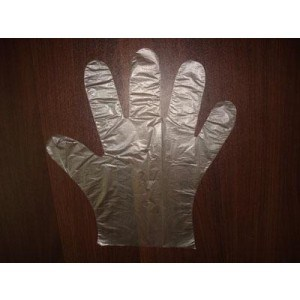 High Quality HDPE Gloves for Single Use Only pictures & photos