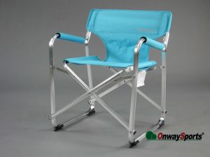 Mini Aluminum Folding Director Chair with Five Colours