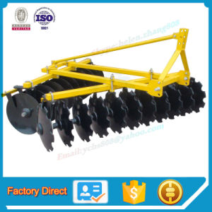 Agricultural Power Tiller Full Suspension Disc Harrow Mounted Yto Tractor pictures & photos