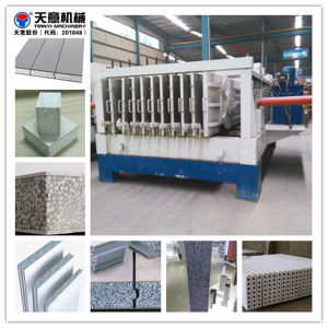 Light Weight Multi-Functional Wall Panel Molding Machine pictures & photos