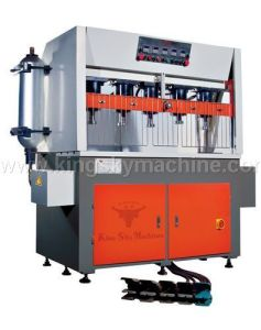 Multi-Cylinder Hydraulic Punching Machine ( KS-Y133)