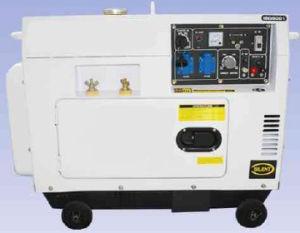 Air Cooled Diesel Welding Generator 50Hz (ADP6500TW)