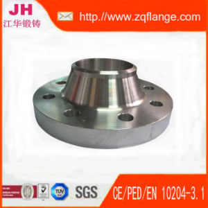Blind Carbon Steel Forging RF Flange pictures & photos