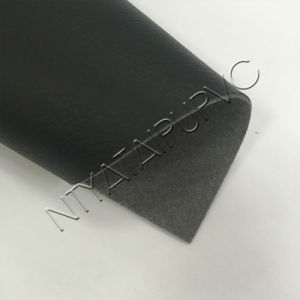 Air Permeable Soft PU Leather for Shoes pictures & photos