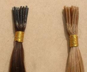 Pre-Bonded Nail Hair (MTL-HAIR-0357)