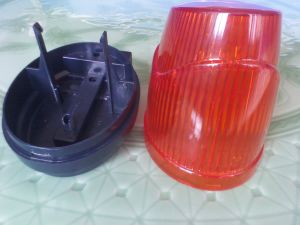 Side Install LED Alarm Lamp for Gate and Door Opener (FL02) pictures & photos