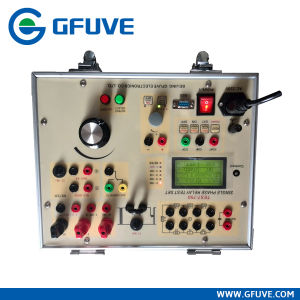 Distributor Current Voltage Protective Relay Test Set pictures & photos