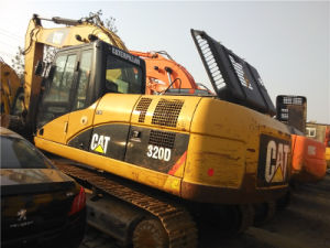Used Cat Excavator 320d Origian Japan pictures & photos