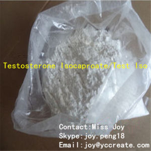 Anabolic Injectable Steroid Testosterone Isocaproate/ Test ISO CAS 15262-86-9 for Muslce Gain pictures & photos