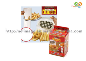 Natural Cut for Perfect Fries, One Step French Fry Cutter