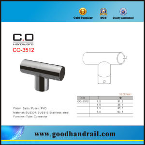 3 Way Tube Connector (CO-3512) pictures & photos