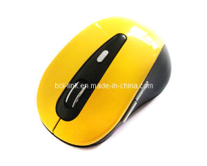 2.4G Wireless Optical Mouse Set with Dpi Switch up to 30 Feet W/Nano Receiver