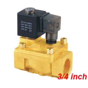High Quality Polit Guide Solenoid Valves PU225-06A G3/4′′ 2-Way Solenoid Valves pictures & photos