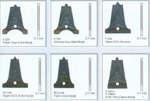 Galvanized Combine Harvester Blade (P49650, 611203, 420100045) pictures & photos