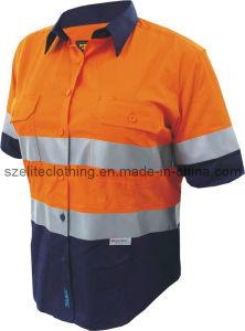Women Cheap Work Hi-Vis Clothing (ELTHVJ-1) pictures & photos