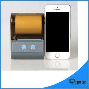 Most 58mm Mini Portable Bluetooth Thermal Printer pictures & photos
