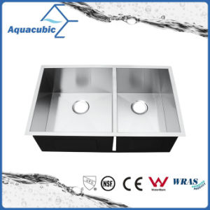 Undermount Stainless Steel Kitchen Sink (ACS3320A2) pictures & photos