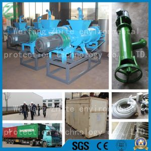 Dairy Farm/Chicken/Pig/Cattle/Cow Dung Waste Manure Solid Liquid Separator pictures & photos