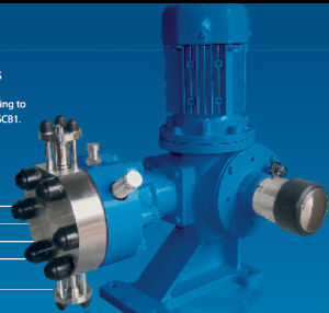 Seko Brand Dosing Pump Stark Serial for RO Water Treatment pictures & photos