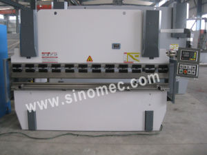 Plate Bending Machine; Hydraulic Bending Machine Wc67k-63t/2500 pictures & photos