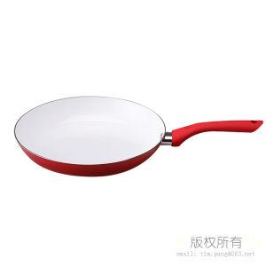 Alu. Ceramic Coating Skillet Nonstick Skillet Frypan Fry Pan pictures & photos