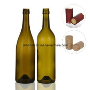 BVS Bordeaux, BVS Burgundy Glass Wine Bottle pictures & photos