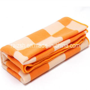 Customized Air Conditioning Fleece Blanket Aircraft Blanket for Export