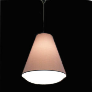 Design Fabric Suspended Pendant Lamp Light for Home pictures & photos
