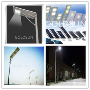 Integrated Solar LED Street Lamp, Outdoor Lamp 5W, 8W, 12W, 15W pictures & photos