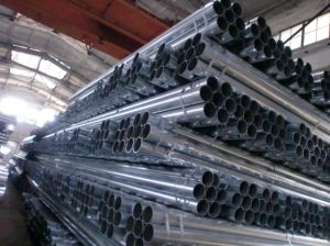 Bs 1387 En10255 Hot DIP Galvanized Steel Pipes pictures & photos