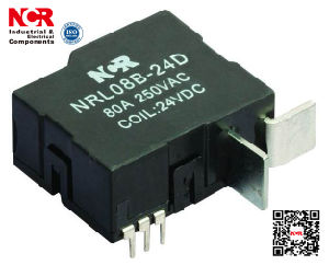 Stable Performance Long Service Life Magnetic Latching Relay (NRL709B) pictures & photos