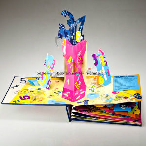 Popular Pop up Books for Children pictures & photos