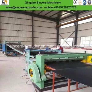PE PP PVC Sheet Production Line\PVC Plate Extrusion Line pictures & photos