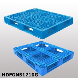 L1200*W1000*H150mm HDPE/PP Plastic Pallets; Picture Frame Bottom; Open Deck; Without Steel Tubes pictures & photos