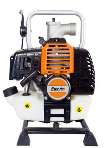 Gasoline Water Pump with 2-Stroke Engine (QGZ25-30B) pictures & photos